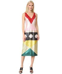 NOVIS | Коктейльное Платье С Блестками