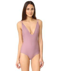 Tori Praver Swimwear | Сплошной Купальник Solids-Elena