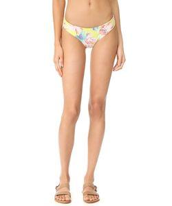 Tori Praver Swimwear | Милош Цветочным Рисунком Кристина Плавки