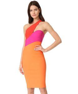 Mugler | Платье С Открытым Плечом