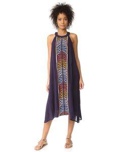 Piper | Платье С Вышивкой