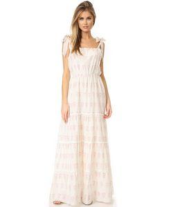 Athena Procopiou | Романтичное Многоярусное Платье Summer Morning