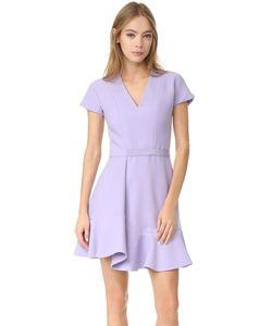 Carven | Платье С Короткими Рукавами