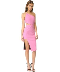 Michelle Mason | Платье С Асимметричным В Стиле Бандо