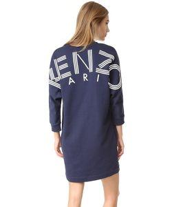 Kenzo | Платье-Толстовка