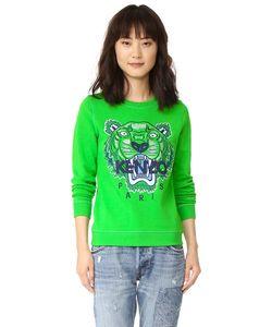Kenzo | Толстовка С Вышитым Тигром