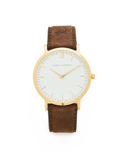 LARSSON & JENNINGS | Lugano Leather Strap Watch