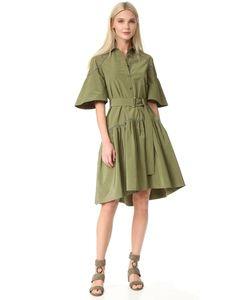 Lela Rose | Платье-Рубашка