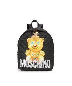 Moschino | Рюкзак С Принтом