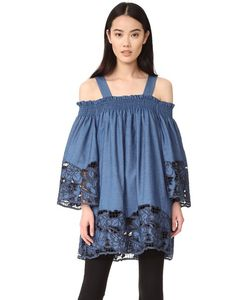 KENDALL + KYLIE | Платье С Вышивкой
