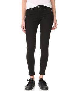 Cheap Monday | Джинсы Mid Snap Coal