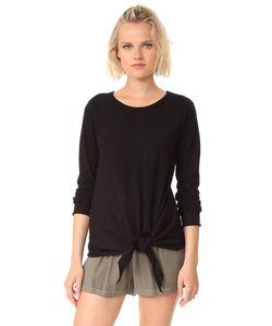 Wilt | Пуловер Easy С Завязками И Округлым Вырезом