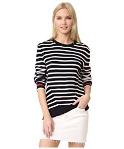 Chinti And Parker | Breton Ribbed Sweater