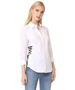Ramy Brook | Рубашка Lila С Пуговицами И Шнуровкой