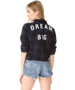 Sundry | Рубашка Dream Big С Двумя Карманами