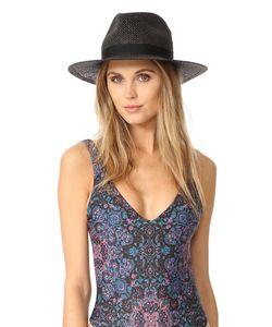 Hat Attack | Шляпа Continental С Перекрученной Отделкой