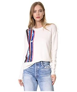 Prabal Gurung | Sequin Embroidered Sweater