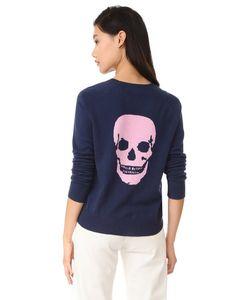 360 Sweater   Кашемировый Свитер Amber С Черепом