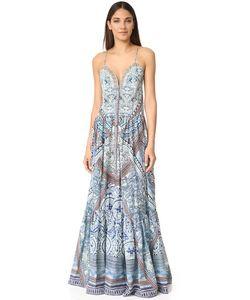 Camilla | Многоярусное Платье Со Шнурками