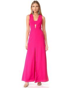 JILL JILL STUART | Вечернее Платье С V-Образным Декольте И Вырезами
