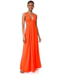 JILL JILL STUART | Вечернее Платье С V-Образным Вырезом