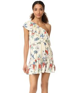 Minkpink | Платье На Одно Плечо Garden Party