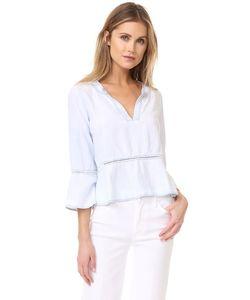 Bella Dahl | Рубашка С Баской