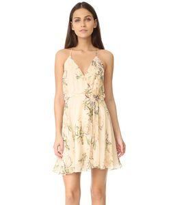 Haute Hippie | Платье С Запахом Спереди И Спиной-Борцовкой