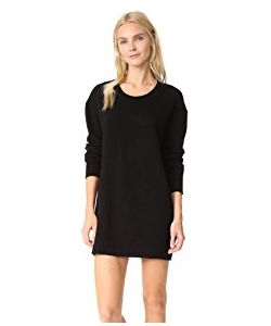 THE PERFEXT | Oversized Cashmere Sweater Dress