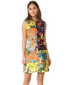 Diane Von Furstenberg | Идеально Скроенное Платье Без Рукавов