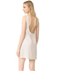Clayton | Платье Rodney В Клетку Гингем