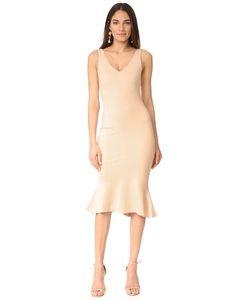 L'Agence | Платье Lucia С V-Образным Вырезом