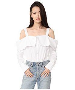 Clu | Off The Shoulder Shirt