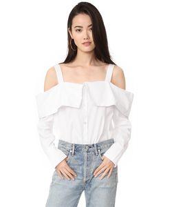 Clu | Рубашка С Открытыми Плечами