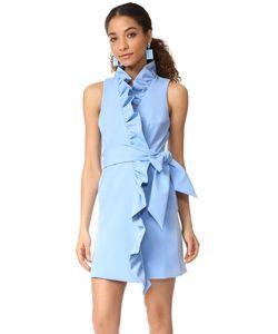 Milly | Платье С Оборками Спереди