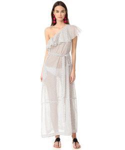 Lisa Marie Fernandez | Платье Arden С Оборкой