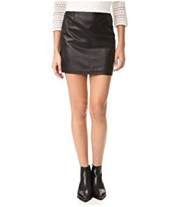 Mackage | Alva Leather Skirt
