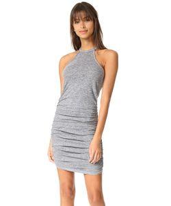 Lanston | Платье С Завязками Уздечкой И Сборками