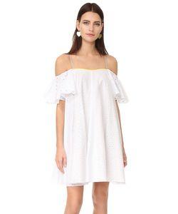 ANNA OCTOBER | Платье С Открытыми Плечами