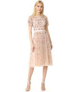 Needle & Thread | Платье Starburst