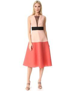 Lela Rose | Платье С Цветными Блоками
