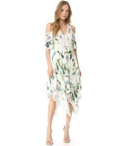 THURLEY | Платье С Принтом В Виде Маракуйи