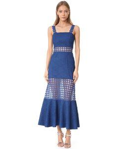 Costarellos | Платье Без Рукавов