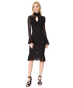 Fuzzi | Ruffle Dress