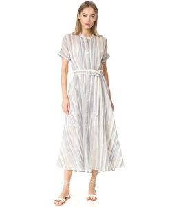 Theory | Платье-Рубашка Avinka С Короткими Рукавами