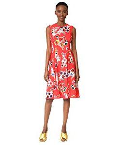 Jason Wu | Print Sleeveless Day Dress