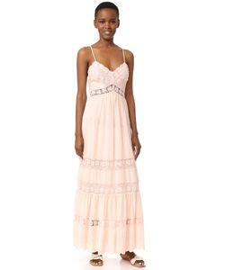 Rebecca Taylor | Платье Из Кружевного Шитья Без Рукавов