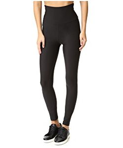 Plush | High Waist Matte Fleece Leggings