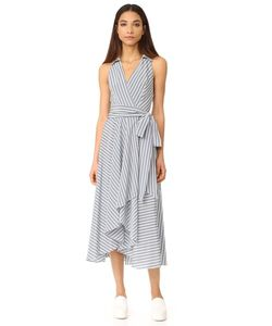 Milly | Платье В Полоску Brooklyn
