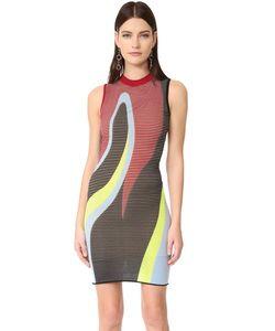 Versace | Трикотажное Платье С Подкладкой